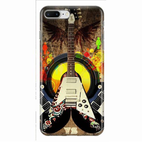 Capa de Celular Guitar Art 05