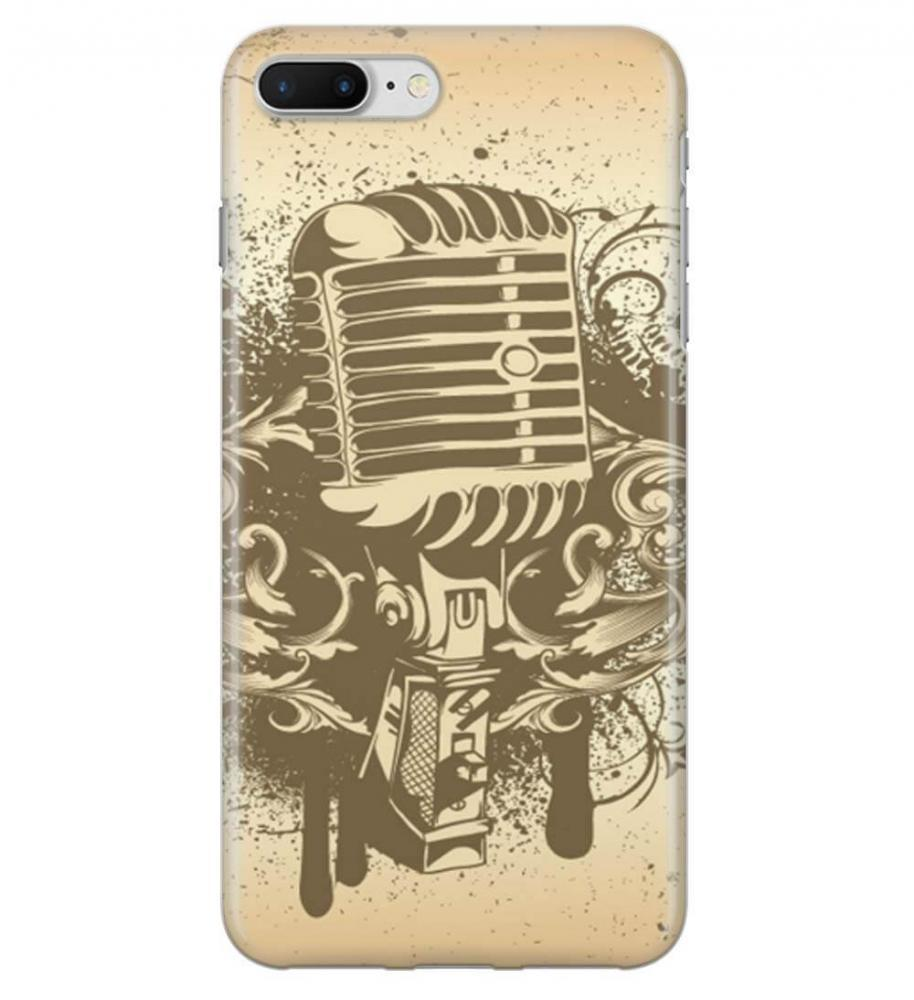 Capa de Celular Microfone Art 01