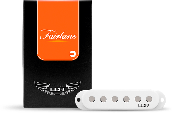 Captador Single  LDR - Fairlane