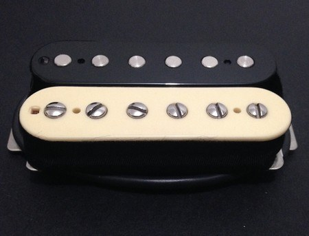 Captador Solaris Pickups Série Afonso Jr. AFJ Neck - Humbucker Neck