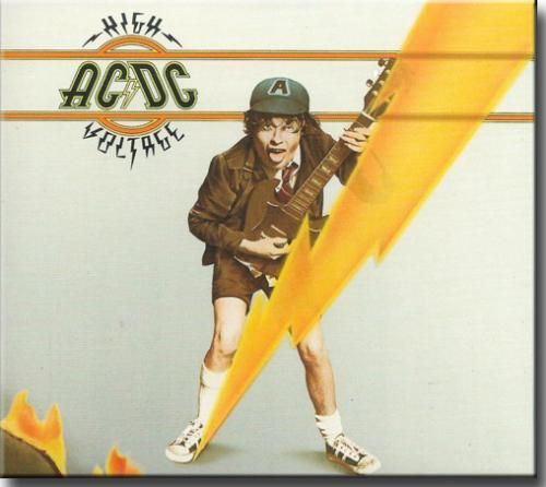 Cd Ac/dc - High Voltage (pack)