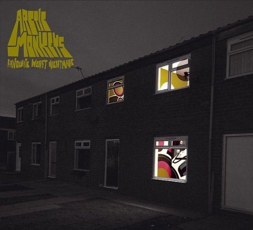 CD - Arctic Monkeys - Favourite Worst Nightmare (IMP ARG)