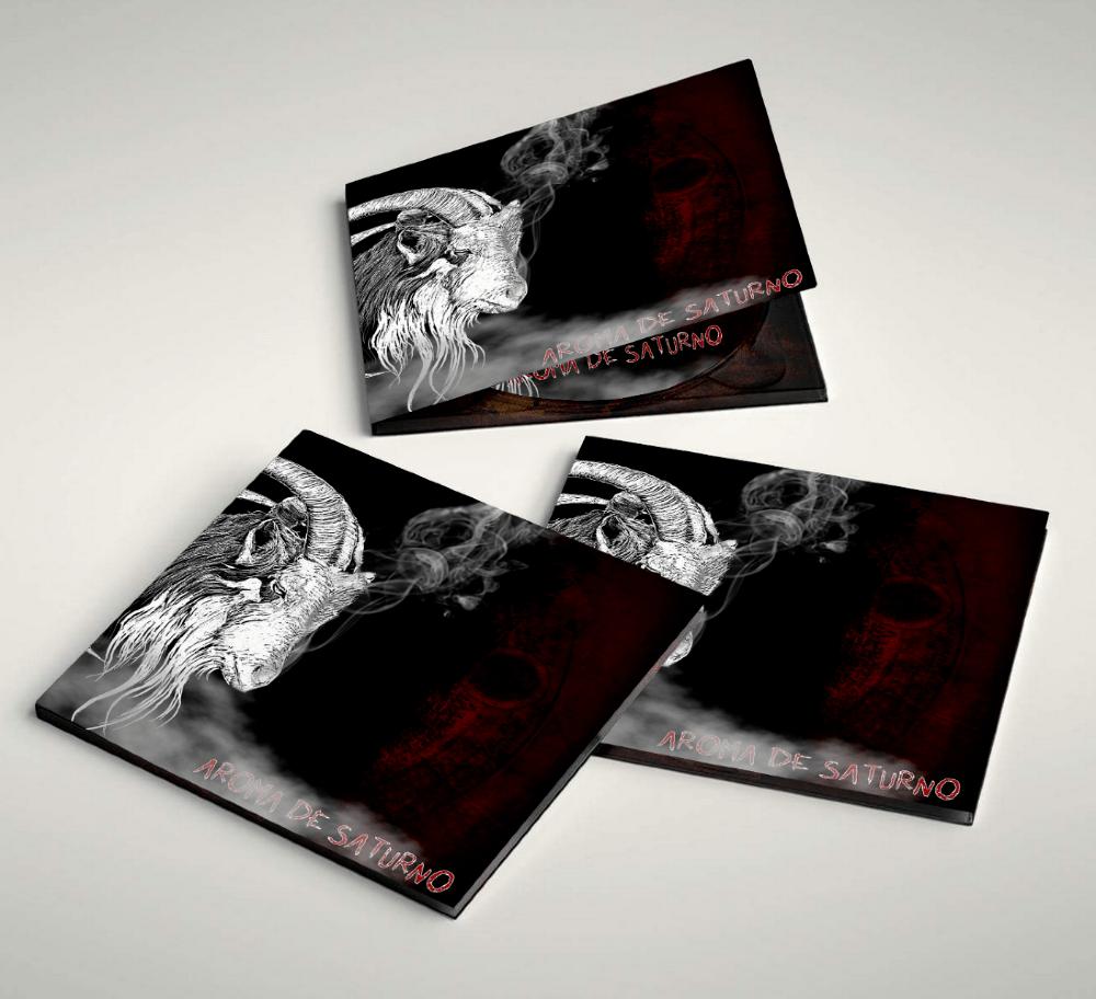 CD Banda Aroma de Saturno