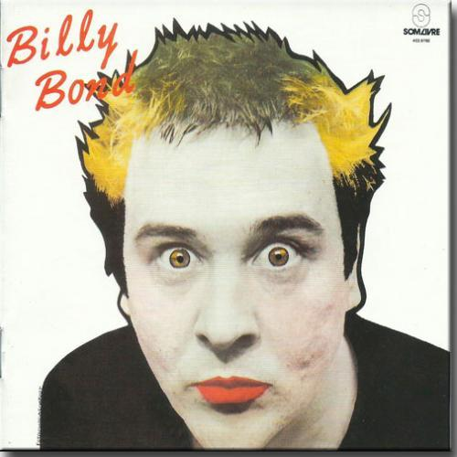 Cd Billy Bond - Porco de Ouro