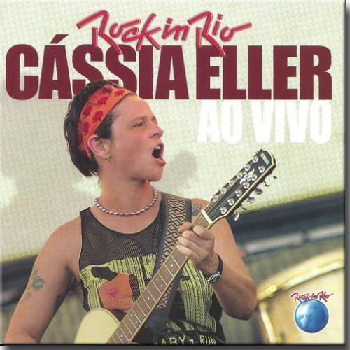 Cd Cassia Eller - ao Vivo Rock in Rio