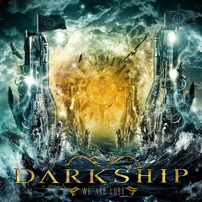 CD Darkship – We Are Lost (2016)