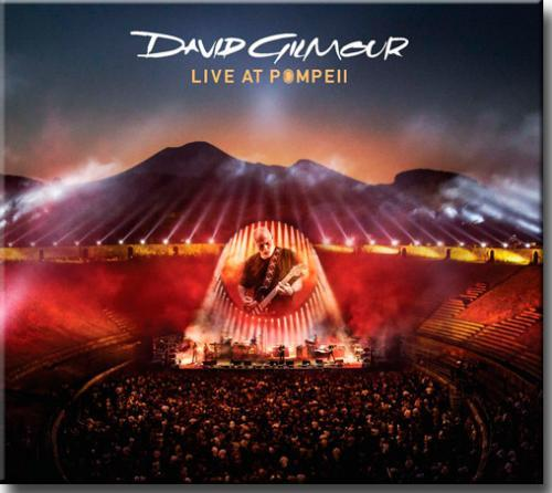Cd David Gilmour - Live at Pompeii (2cds)