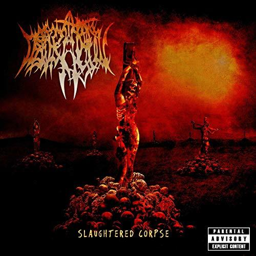 CD Desperate Soul - Slaughtered Corpse