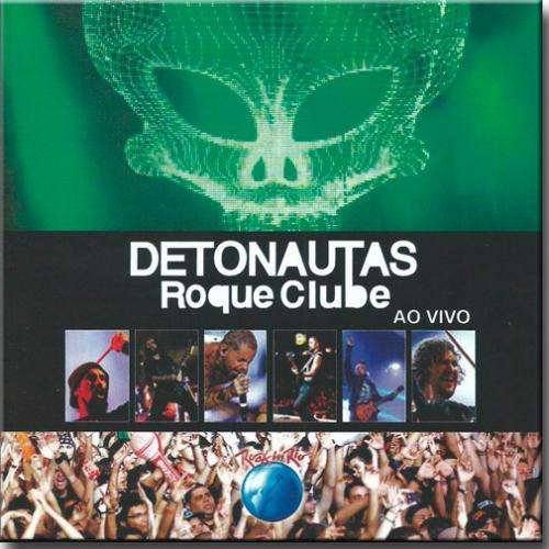 Cd Detonautas - ao Vivo Roque Clube