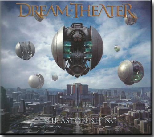 Cd Dream Theater - The Astonishing