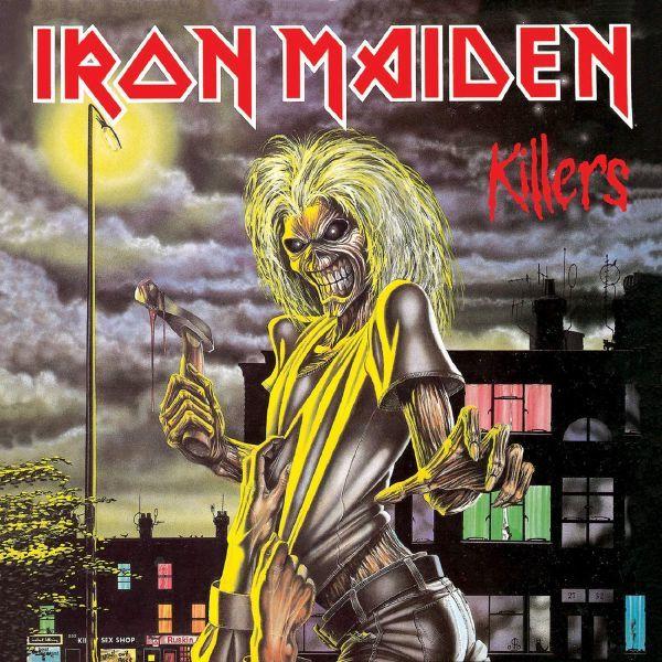CD Iron Maiden - Killers (Digipack)