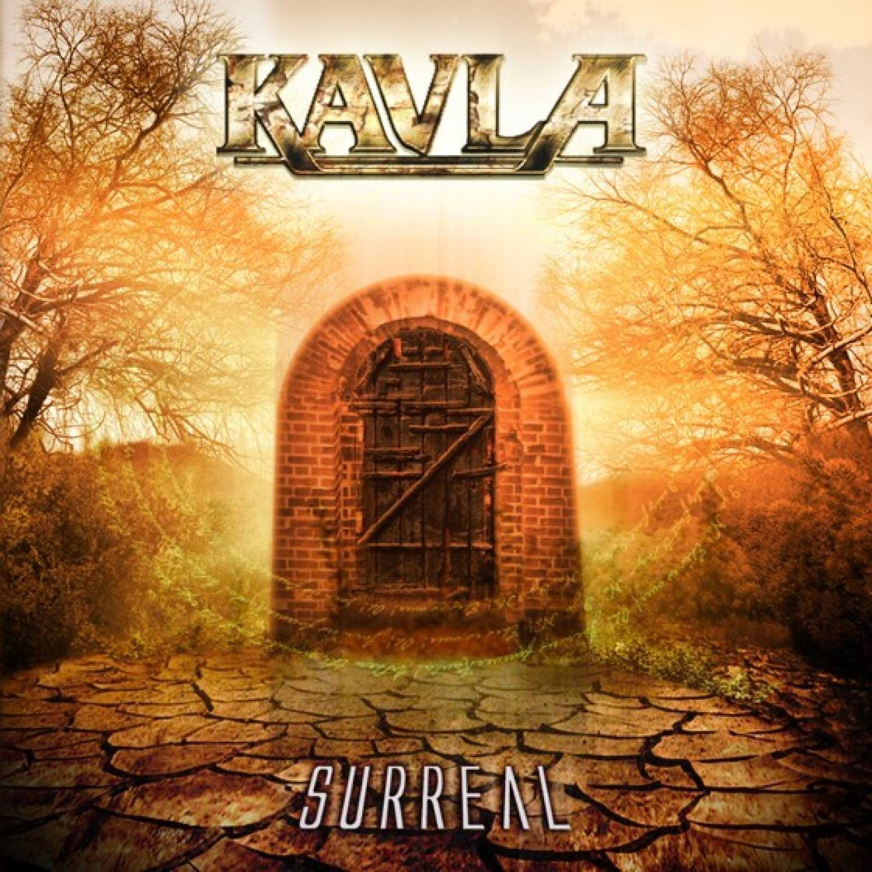 CD - Kavla - Surreal Autografado - Banda Kavla