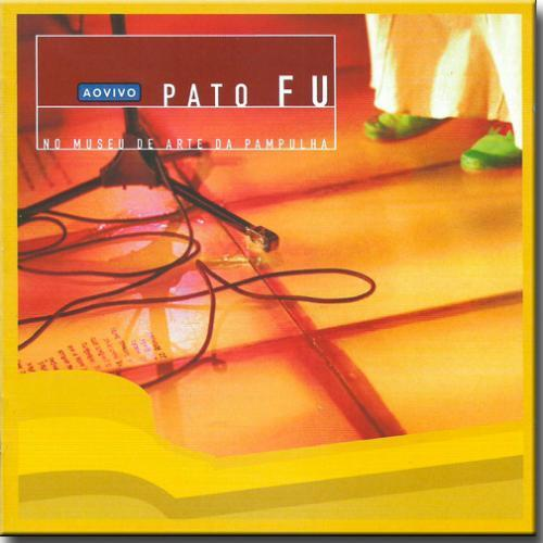 Cd Pato fu - ao Vivo