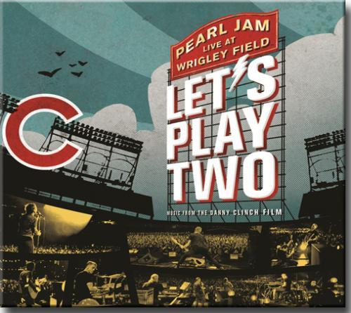 Cd Pearl Jam - Let´s Play Two-digipark Deluxe