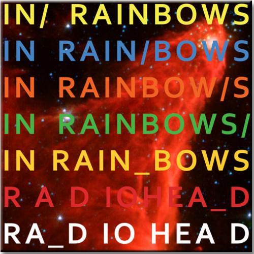 Cd Radiohead - in Rainbows