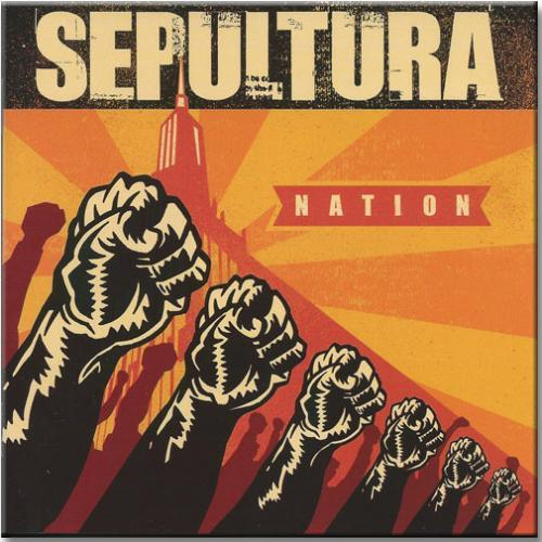 Cd Sepultura - Nation