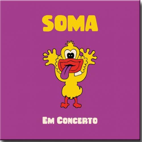 Cd Soma - em Concerto