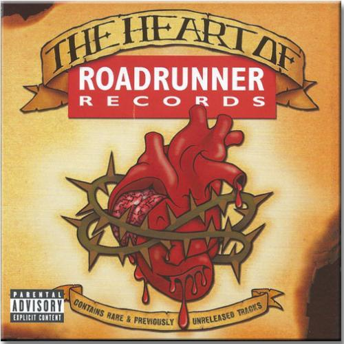 Cd The Heart of Roadrunner Record - Diversos Internacionais