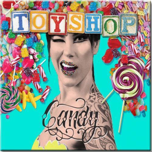 Cd Toyshop - Candy