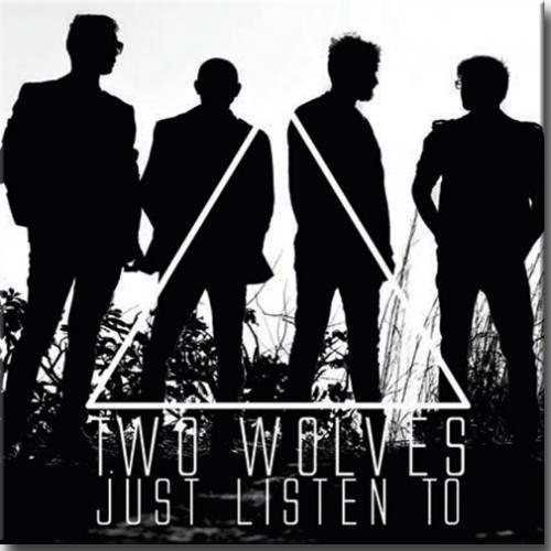 Cd Two Wolves - Just Listen to