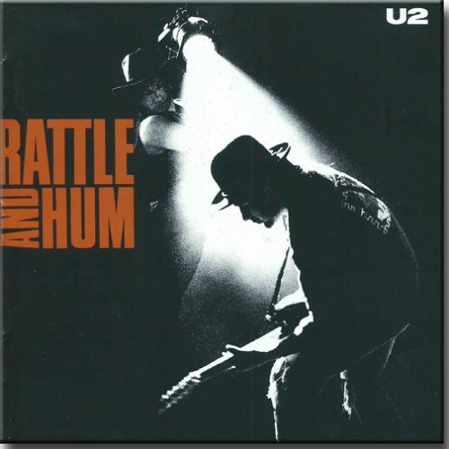 Cd u2 - Rattle And Hum