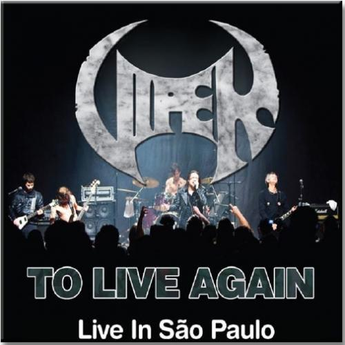 Cd Viper - to Live Again Live in sp