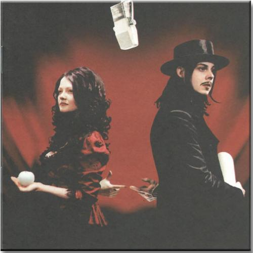 Cd White Stripes - Get Behind me Satan