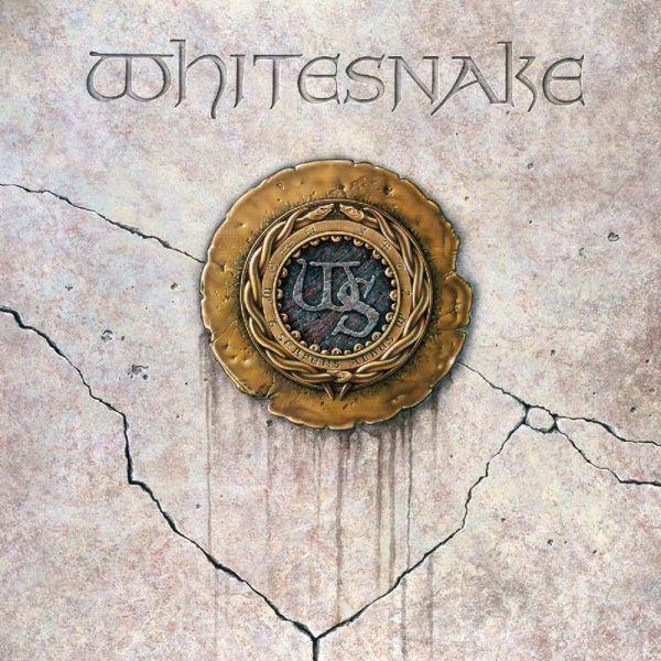 CD Whitesnake - 1987 30th Anniversary Remaster