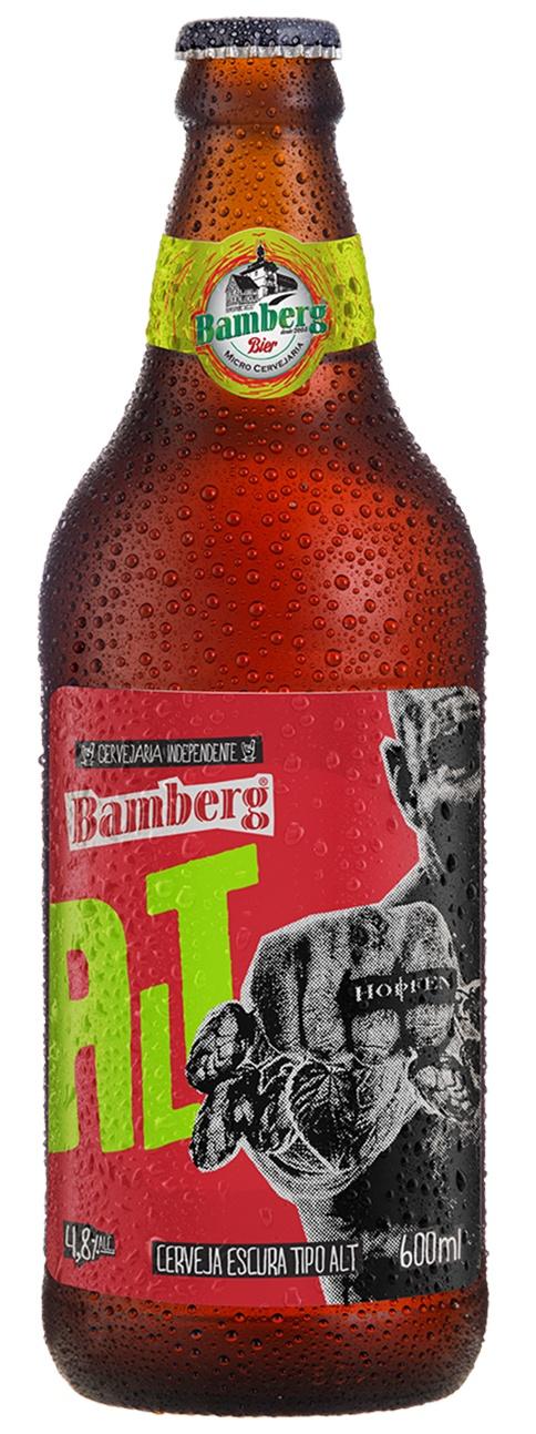 Cerveja Bamberg Altbier 600 ml