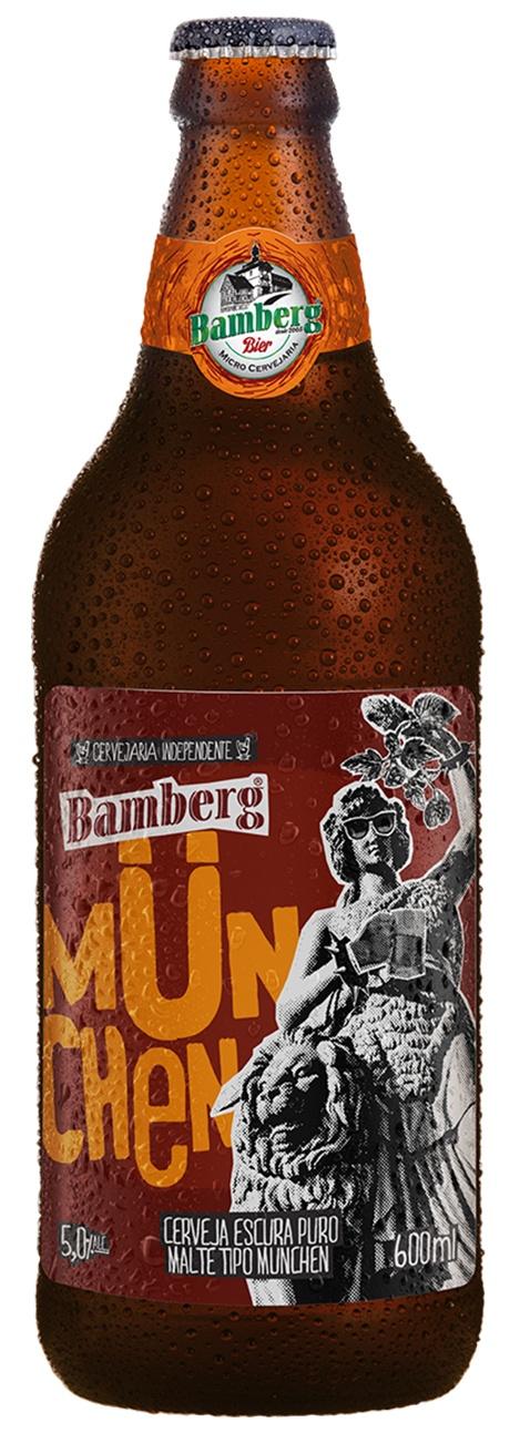 Cerveja Bamberg Munchen 600 ml