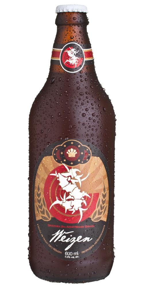Cerveja Bamberg Sepultura Weizen 600 ml