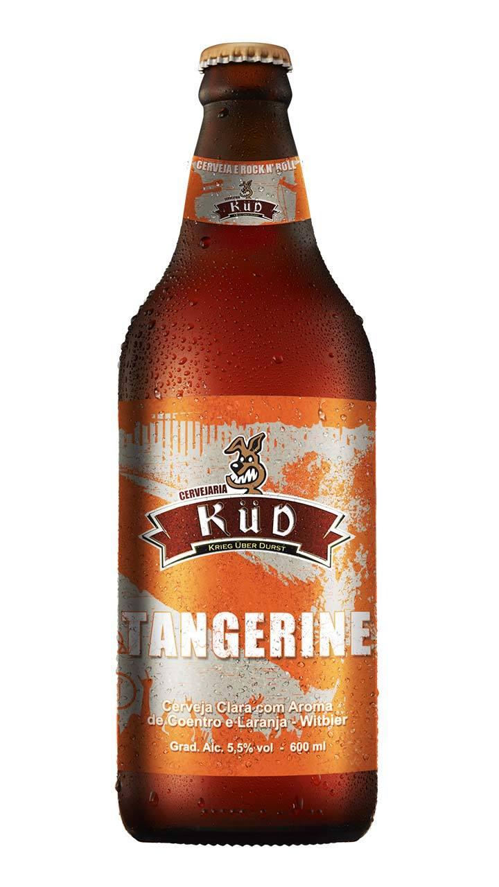 Cerveja Küd Tangerine Witbier 600ml
