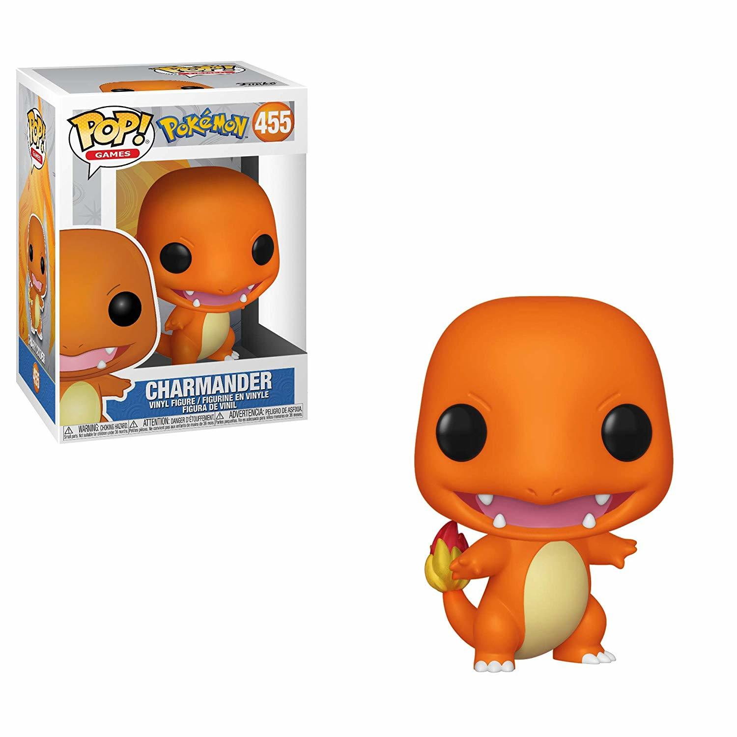 Charmander - Funko Pop! - Pokémon