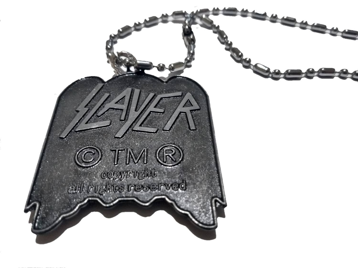 Chaveiro Importado  Slayer