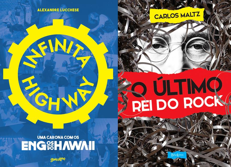 Combo Infinita Highway + O Último Rei do Rock - Editora Belas Letras
