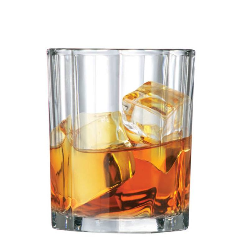 Copo de Whisky Octon on the Rocks