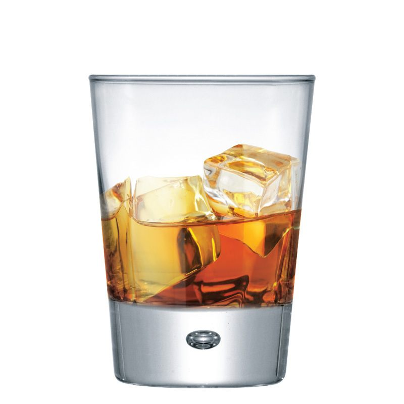 Copo de Whisky Strange on the Rocks