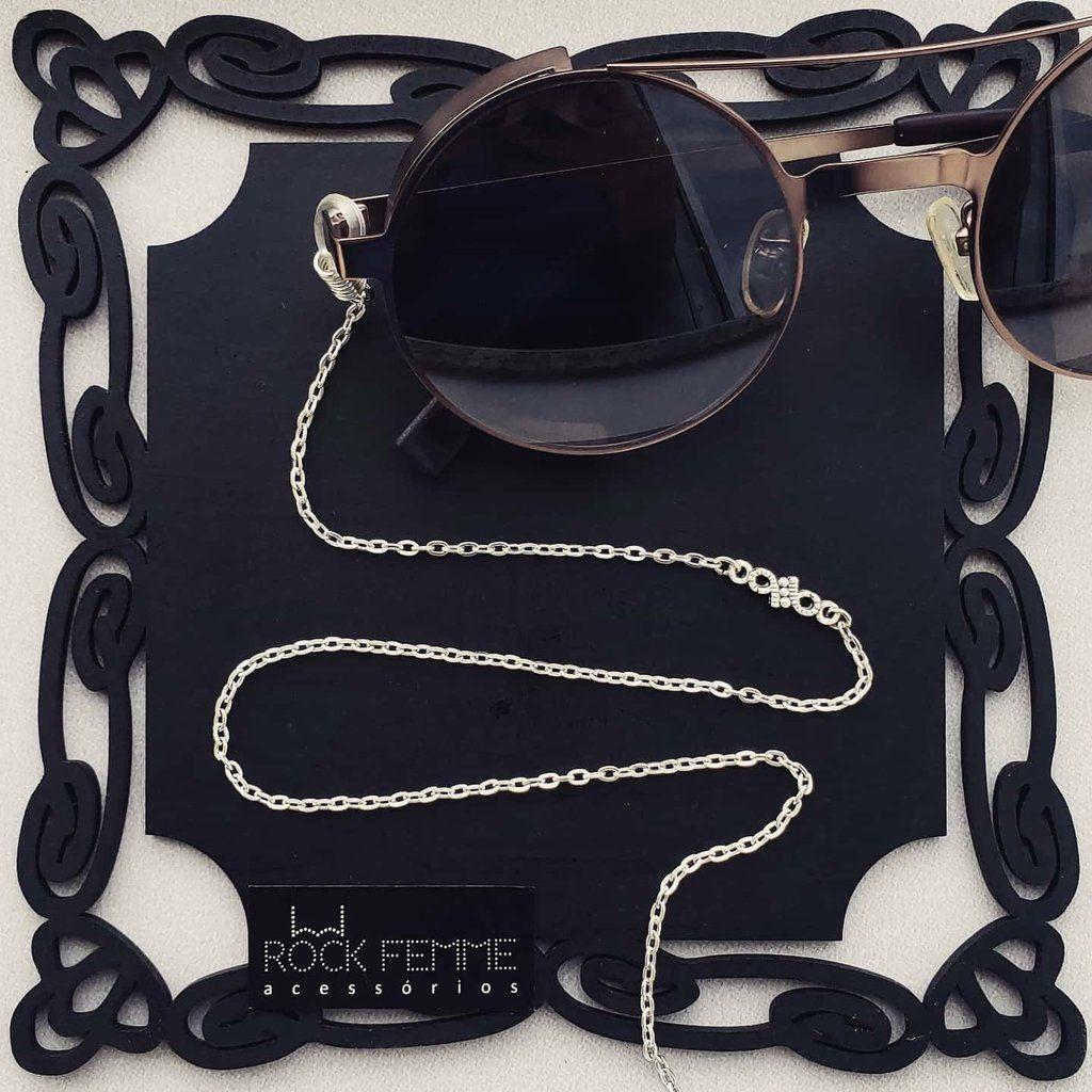 Corrente para Óculos - Rock Femme Acessórios