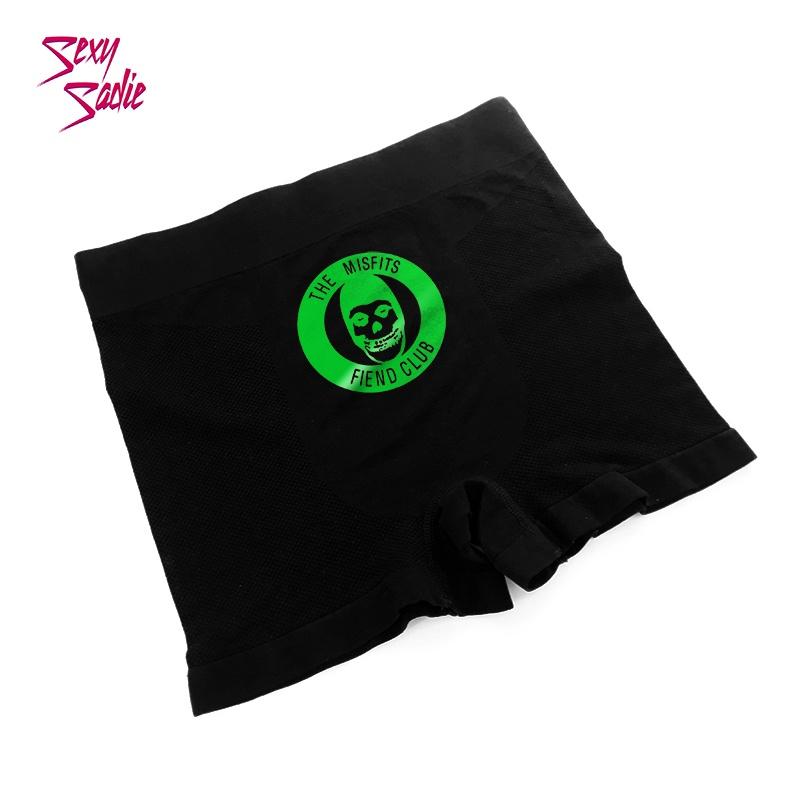 Cueca Boxer - The Misfits - Sexy Sadie Underwear