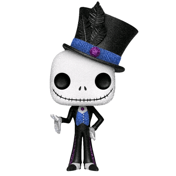 Dapper Jack Skellington Diamond - Disney - Funko Pop! #226