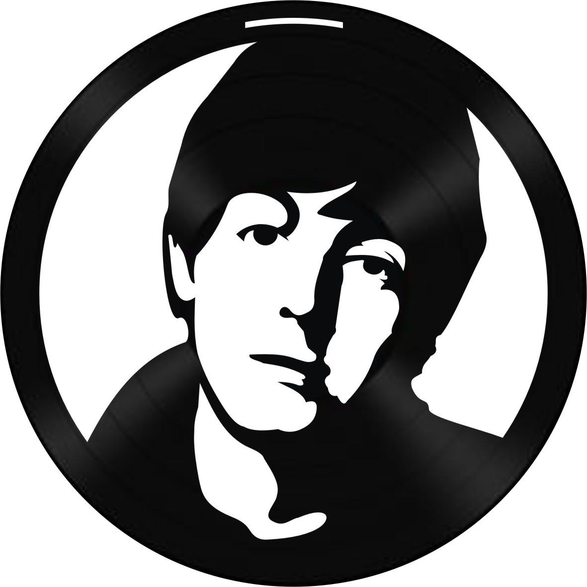 Disco de Vinil Decorativo Paul McCartney