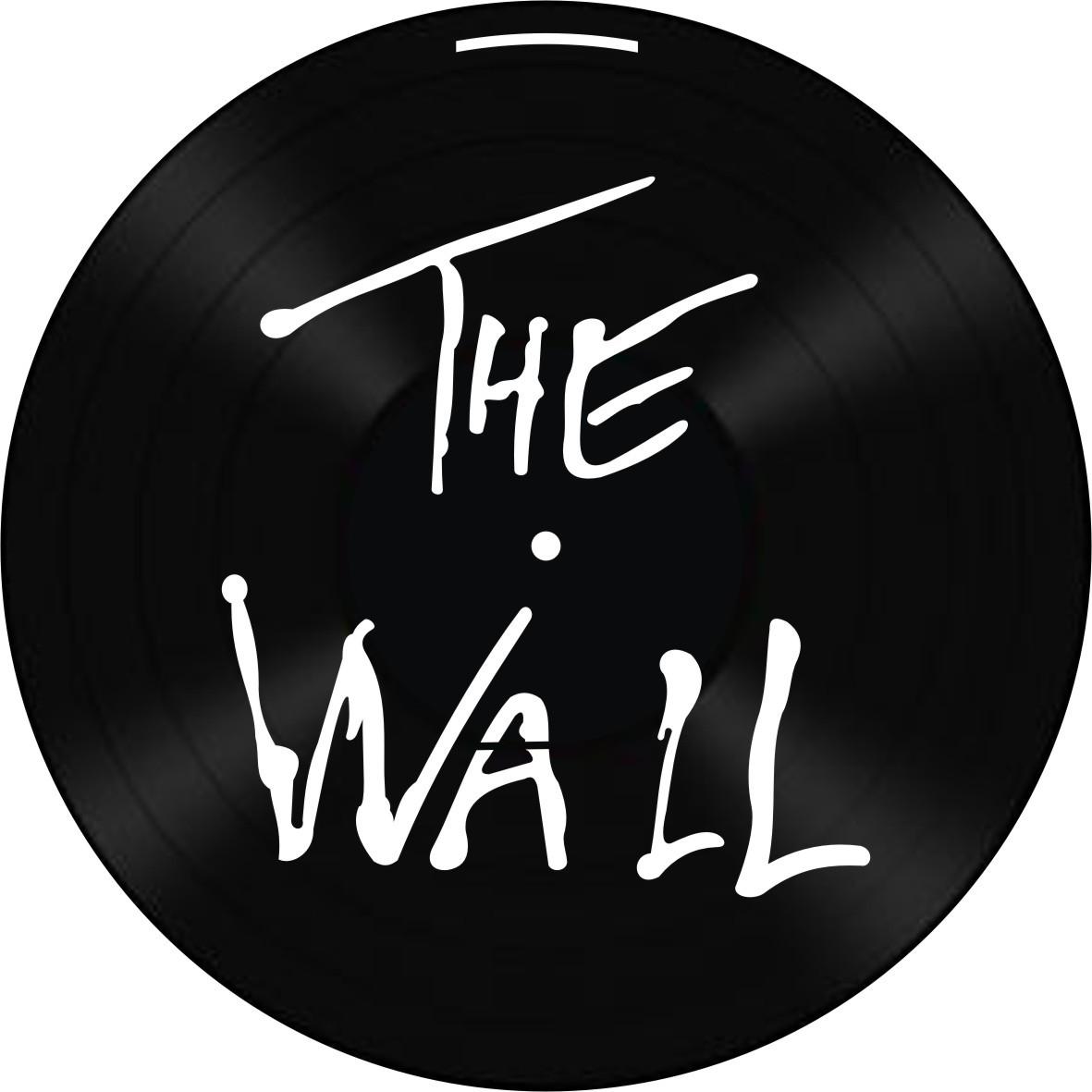 Disco de Vinil Decorativo Pink Floyd The Wall
