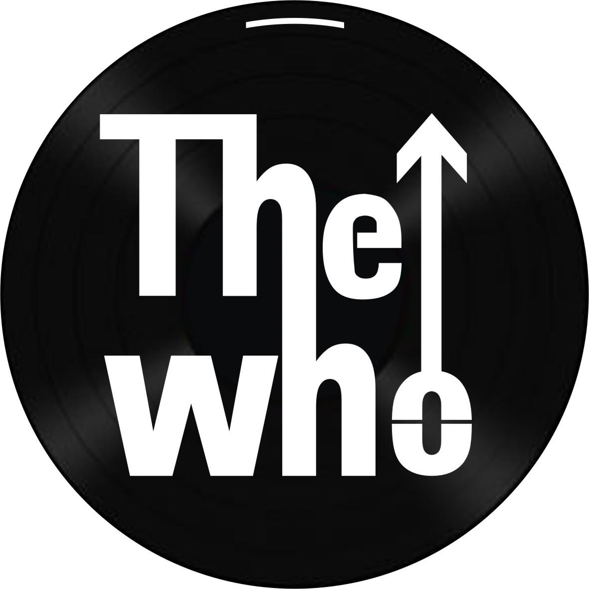 Disco de Vinil Decorativo The Who