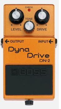 Pedal para Guitarra Boss DN-2 Dyna Drive