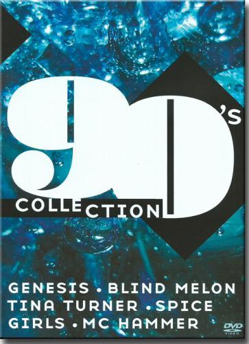 Dvd 90 Collection - Diversos Internacionais