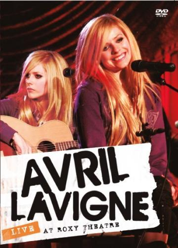 Dvd Avril Lavigne - Live at Roxy Theatre
