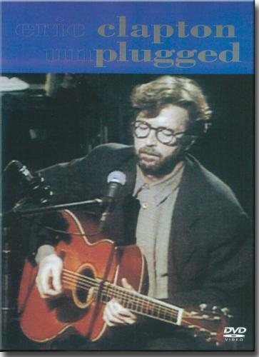 Dvd Eric Clapton - Unplugged