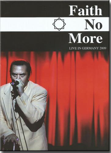 Dvd Faith no More - Live in Germany 2009