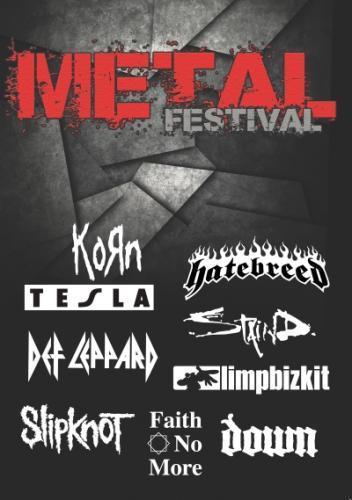 Dvd Metal Festival - Diversos Internacionais