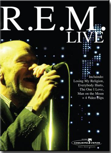 Dvd R.e.m. - Live in France